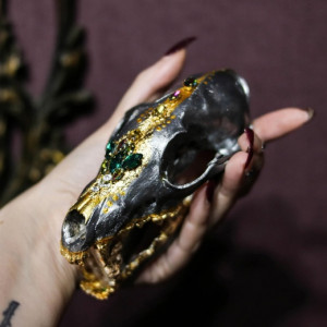 Старший Алтарный дворецкий череп