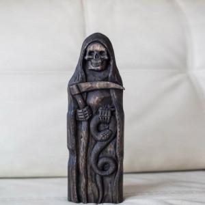 Смерть статуэтка