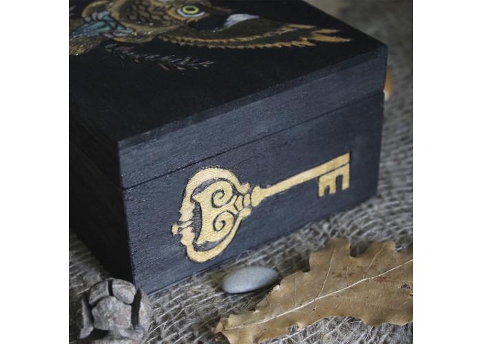 Хранитель Тайн шкатулка для Таро, Рун
