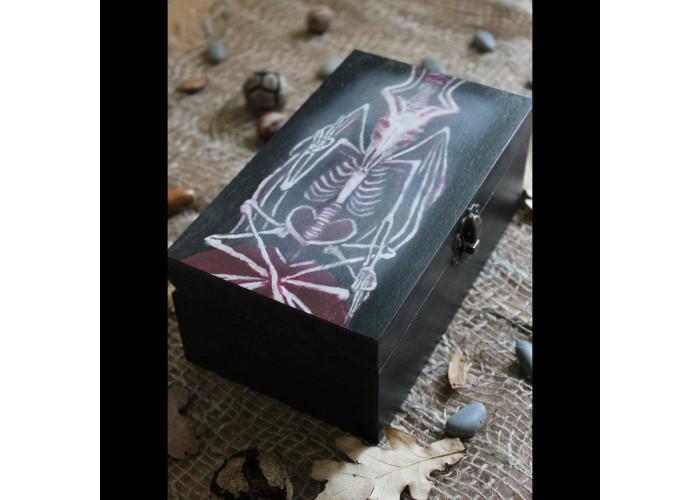 Хранитель шкатулка для карт Таро, Рун