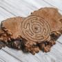 Печать Гекаты алтарный пентакль