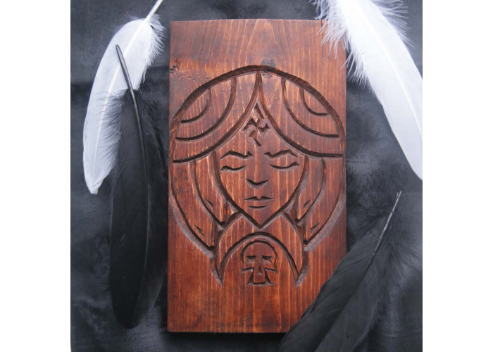 Морена. Ликун богиня славянская статуэтка