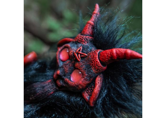 Азазель кукла-демон