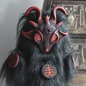 Барбело кукла-демон