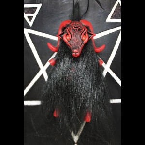 Ахерон кукла-спутник (красный)
