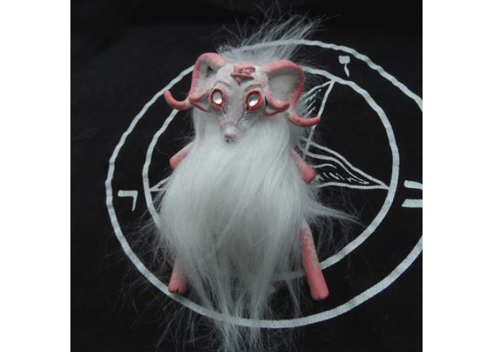 Ахерон мини-кукла (альбинос)
