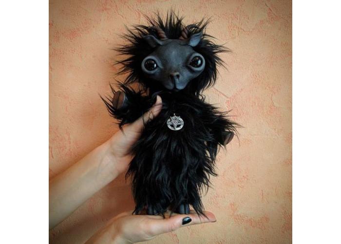 Бафомет кукла большая