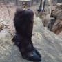 Подсвечник из копыта черного козла
