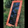 Черное Древо зеркало черное