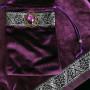Алтарная скатерть и мешочек для карт Таро №3