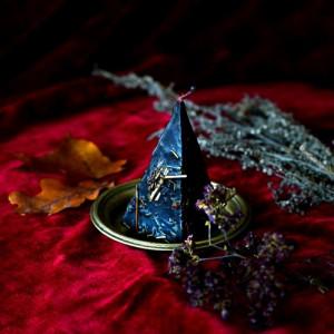 Мощное Очищение свеча-ритуал восковая