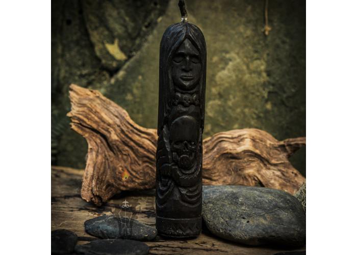 Мара свеча-ритуал восковая