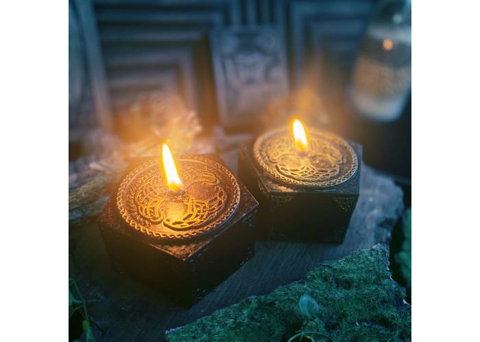 Благословение Предков свеча-ритуал восковая