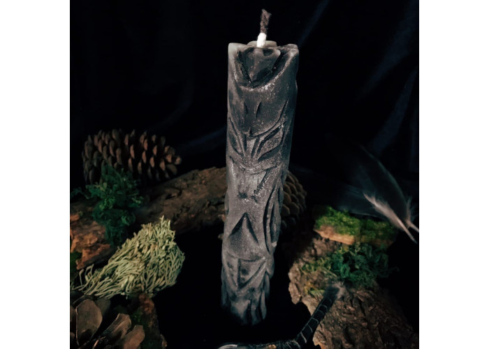 Морок свеча алтарная восковая