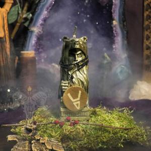 Воля Велеса свеча-ритуал восковая
