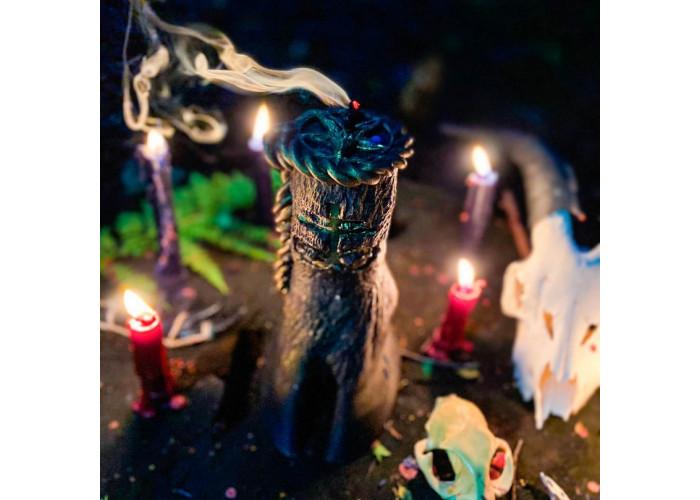 Бесово Копыто свеча-ритуал восковая