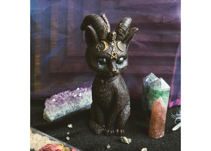 Фамильяр свеча-ритуал фигурная восковая