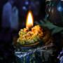 Ведьмин Котел свеча фигурная восковая