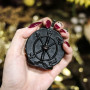 Ведьмин компас свеча восковая