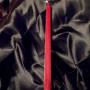Готическая Колонная свеча длинная восковая