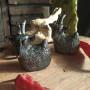 Ксафан свеча-ритуал алтарная фигурная восковая