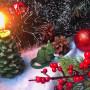 Крысонька-Помощница свеча фигурная восковая