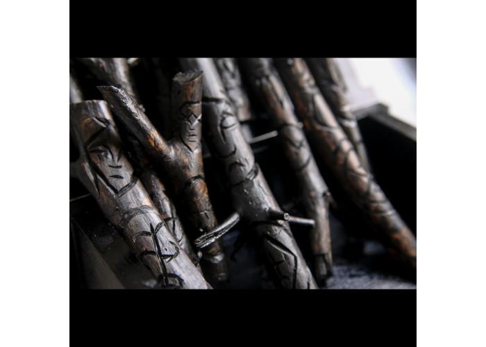 Лихоманки-трясовицы - духи болезней в ларце