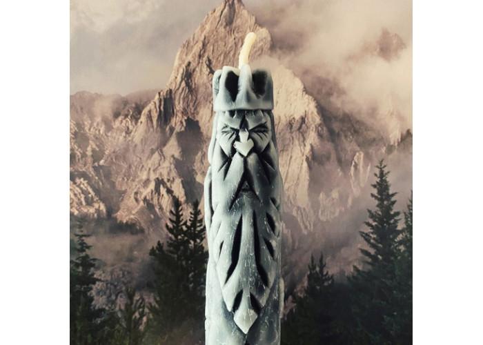 Чернобог – Повелитель Нави свеча-ритуал