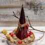 Любовный оберег от Лилит свеча-ритуал с амулетом