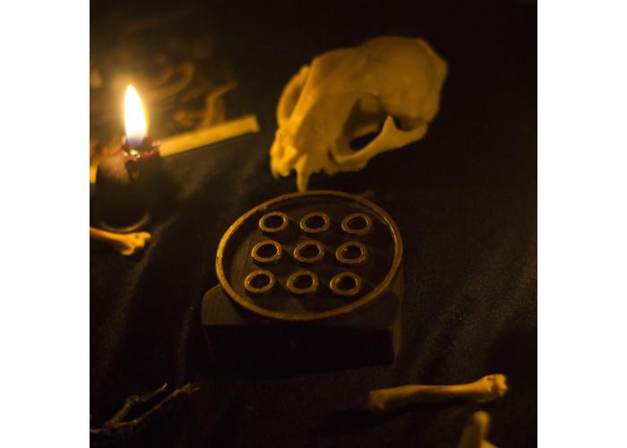 Князь Мафава свеча-печать восковая