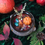 Пир Осени свеча-ритуал восковая