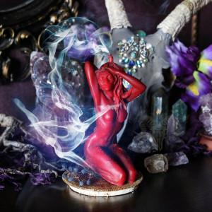 Женская Сила свеча-ритуал восковая