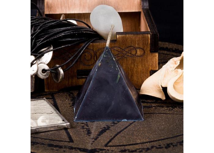 Медитация свеча-ритуал с эфирным маслом ладана