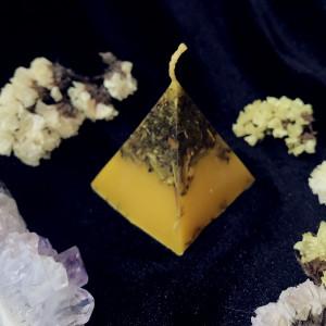 Медовая Ночь свеча-ритуал восковая