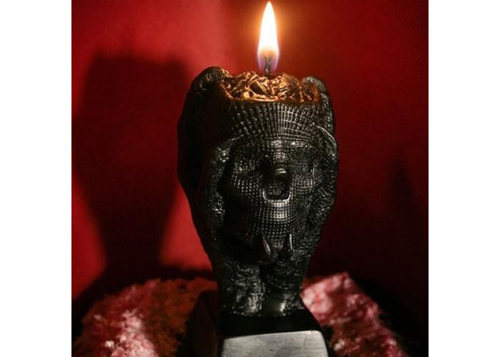 Оморочка свеча-ритуал восковая