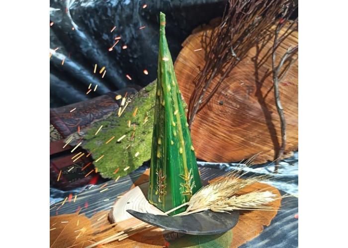 Золотое зерно Ламмаса свеча восковая