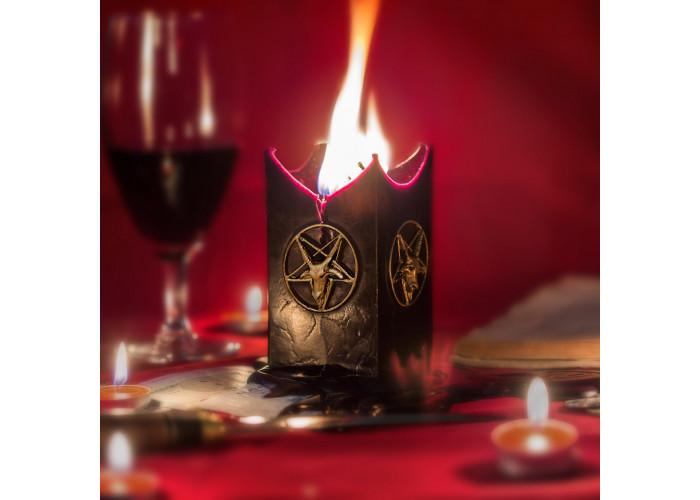 Врата Даркат свеча-ритуал восковая
