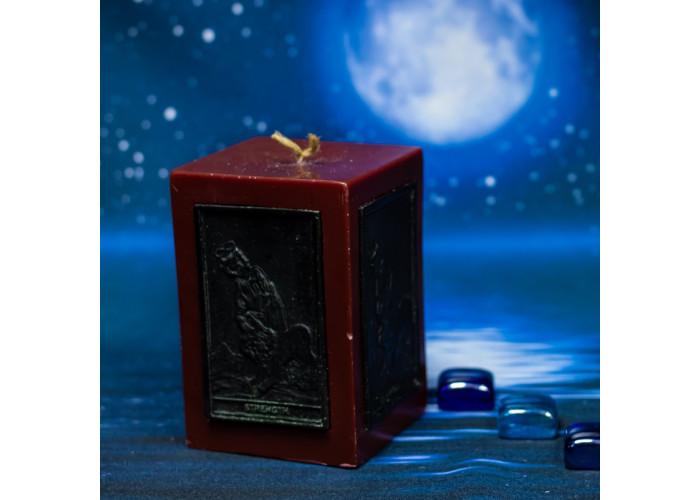 Сила свеча-ритуал с Таро восковая