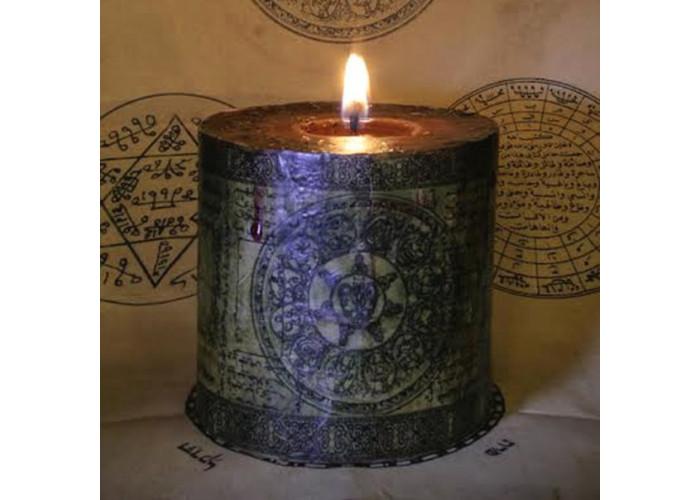 Повелитель Духов свеча-ритуал восковая