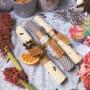 Пряная Лаванда свеча из вощины
