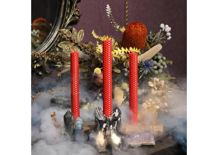 Свечи из вощины
