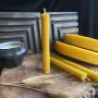 Медовые Соты свеча фигурная восковая