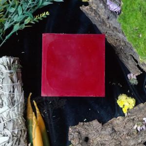 Красный пчелиный воск