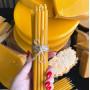 Желтый пчелиный воск