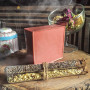Розовый пчелиный воск