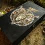 Голова Козла шкатулка для карт Таро
