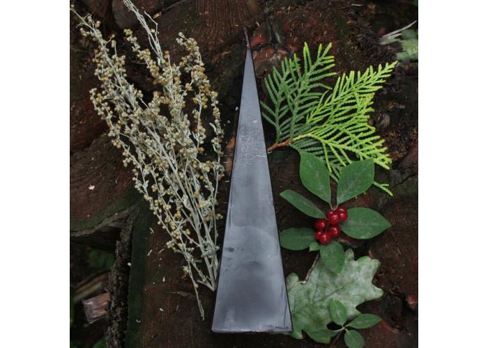 Ведьмино Очищение свеча-ритуал восковая