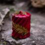 13 Ночей Йоля свеча-ритуал восковая