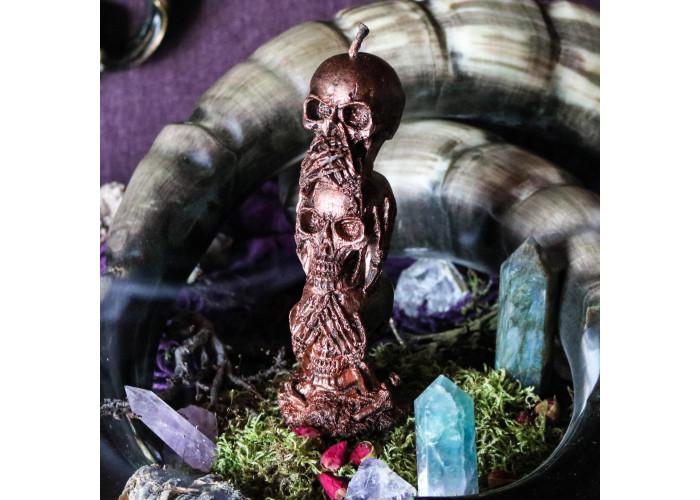 Дым Забвения свеча-ритуал восковая