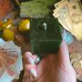 Денежный Куб свеча-ритуал восковая